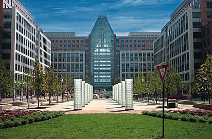 United States Patent and Trademark Office Headquarters, Alexandria, VA